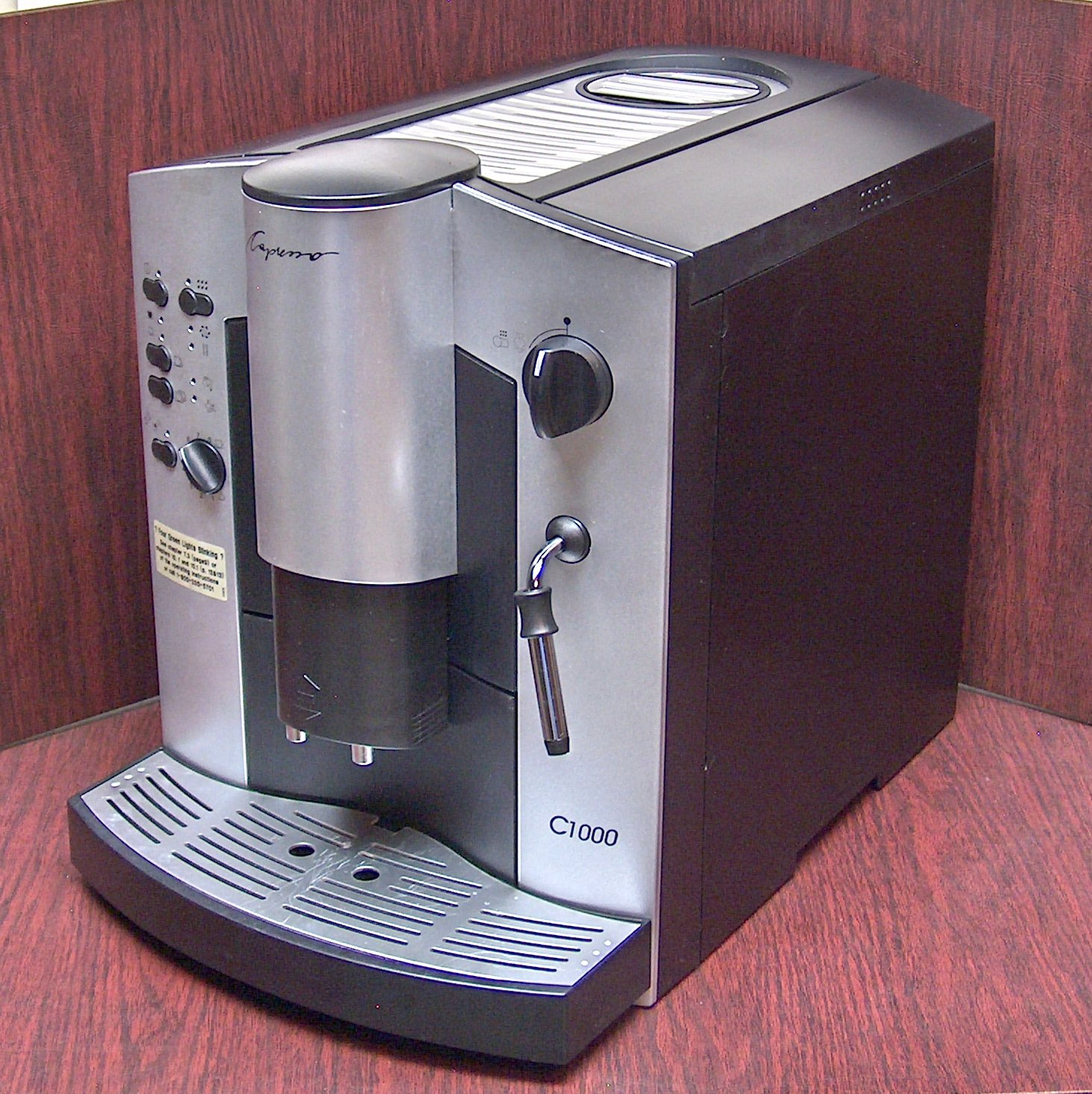 Jura-Capresso C1000 Super Automatic Espresso Machine!