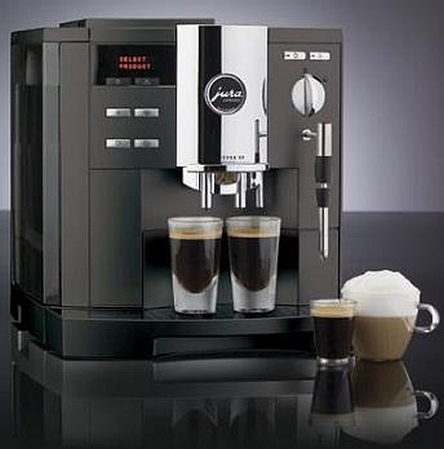 jura s7 avantgarde super automatic espresso machine with. Black Bedroom Furniture Sets. Home Design Ideas